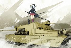 戦車長妖夢_FIX